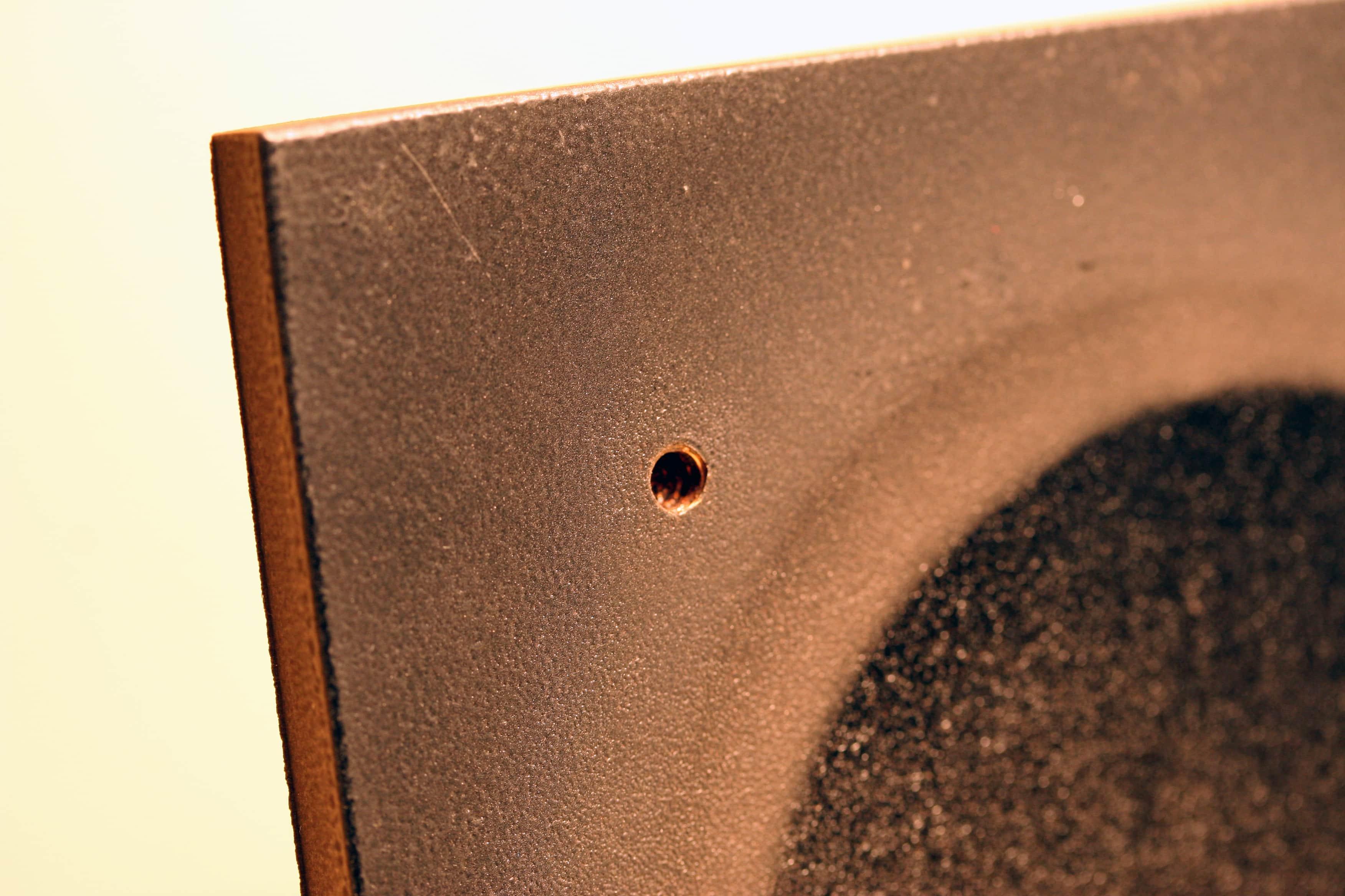Blind Stud Mount Threaded Hole